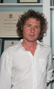 Award presenter and keynote speaker Dr Ben Goldacre (copyright Rhys Stacker 2009)