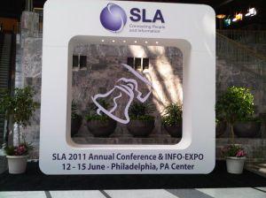 SLA banner