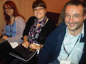 EBLIP6 tweeters and bloggers