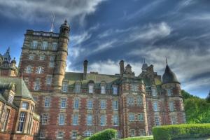 Edinburgh Napier Craighouse.