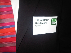 The Debonair Nick Moore