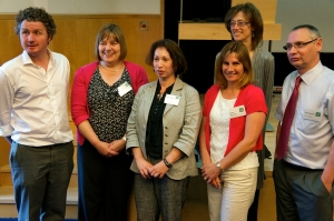 Winners of the Practitioner Researcher Excellence Award